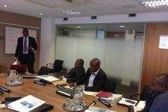 OverSea training Session UK